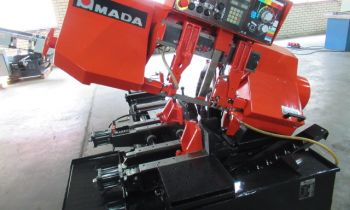 Automatic bandsaw Amada HF250-W - Sawing machine