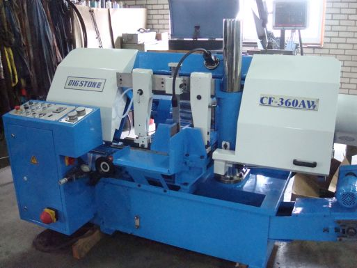 Bigstone CF-360AW - Sawing machine