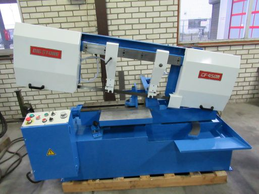 Bigstone CF 450M - Sawing machine
