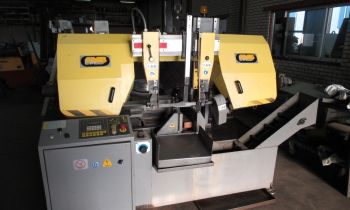 Automatic bandsaw FMB Polaris - Sawing machine