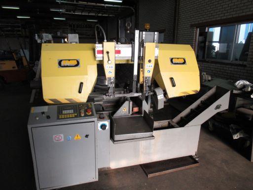 Automatic bandsaw FMB Polaris - Sawing machine