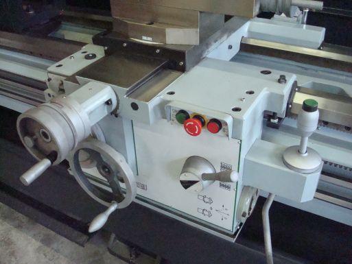 Huvema HU 660x3000 - Lathe