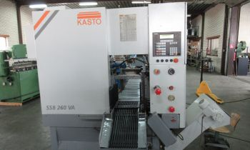 Kasto SSB 260 VA - Sawing machine