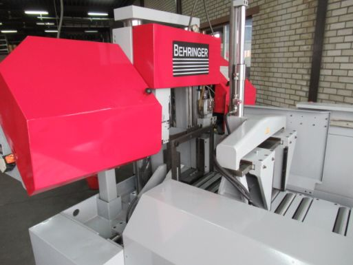 Automatic bandsaw Behringer HBP 303-A - Sawing machine