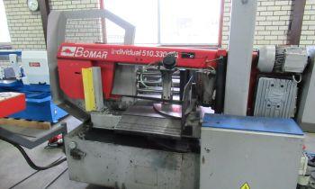Automatic bandsaw Bomar 550.310 Individual GANC - Sawing machine