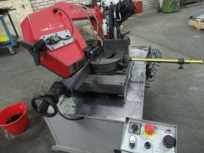 Bandsaw semi-automatic Bomar Ergonomic 320.250 DGSH - Sawing machine