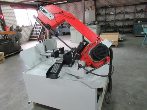 Automatic bandsaw Bomar STG 230 GA 500 - Sawing machine