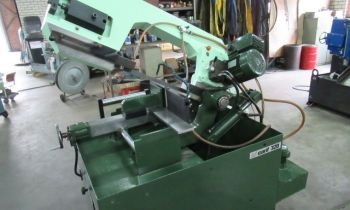 Carif 320 BSA - Sawing machine