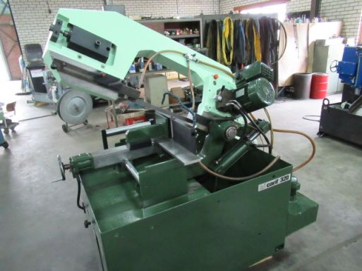 Carif 320 BSA - Sawing machine