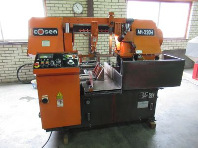 Automatic bandsaw Cosen HA 320 H - Sawing machine