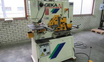 Geka Hydracrop 55A - Punchingmachine