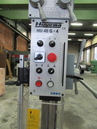 Huvema HU 40G - Drillingmachine