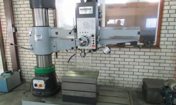 Radial Drilling machine Huvema CRDM 3040x12 - Drillingmachine