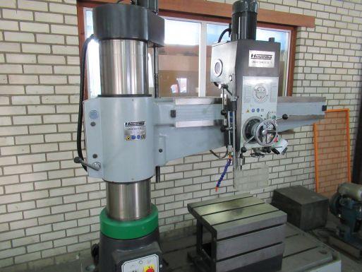 Radial Drilling machine Huvema CRDM 3040x12 - Drillingmachine