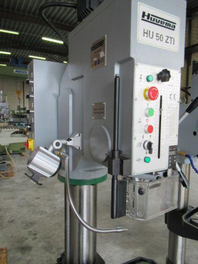 Huvema HU 50 ZTI - Drillingmachine