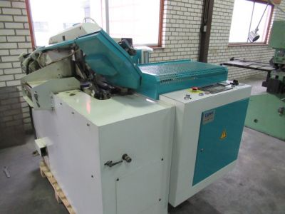 Automatic bandsaw Imet BS 340 NC - Sawing machine