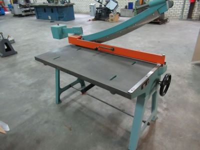 Manual schear - Guillotine shear