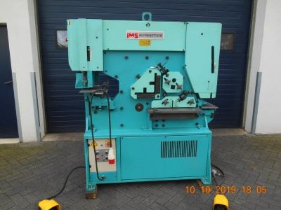 Ironworker IMS HY-75 - Punchingmachine
