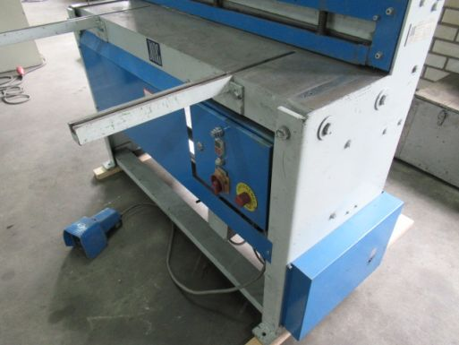 Guillotine shear Jörg 4022 - Guillotine shear