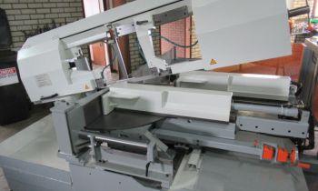 Automatic bandsaw machine Kasto SBA 320/500 AU-DG - Sawing machine