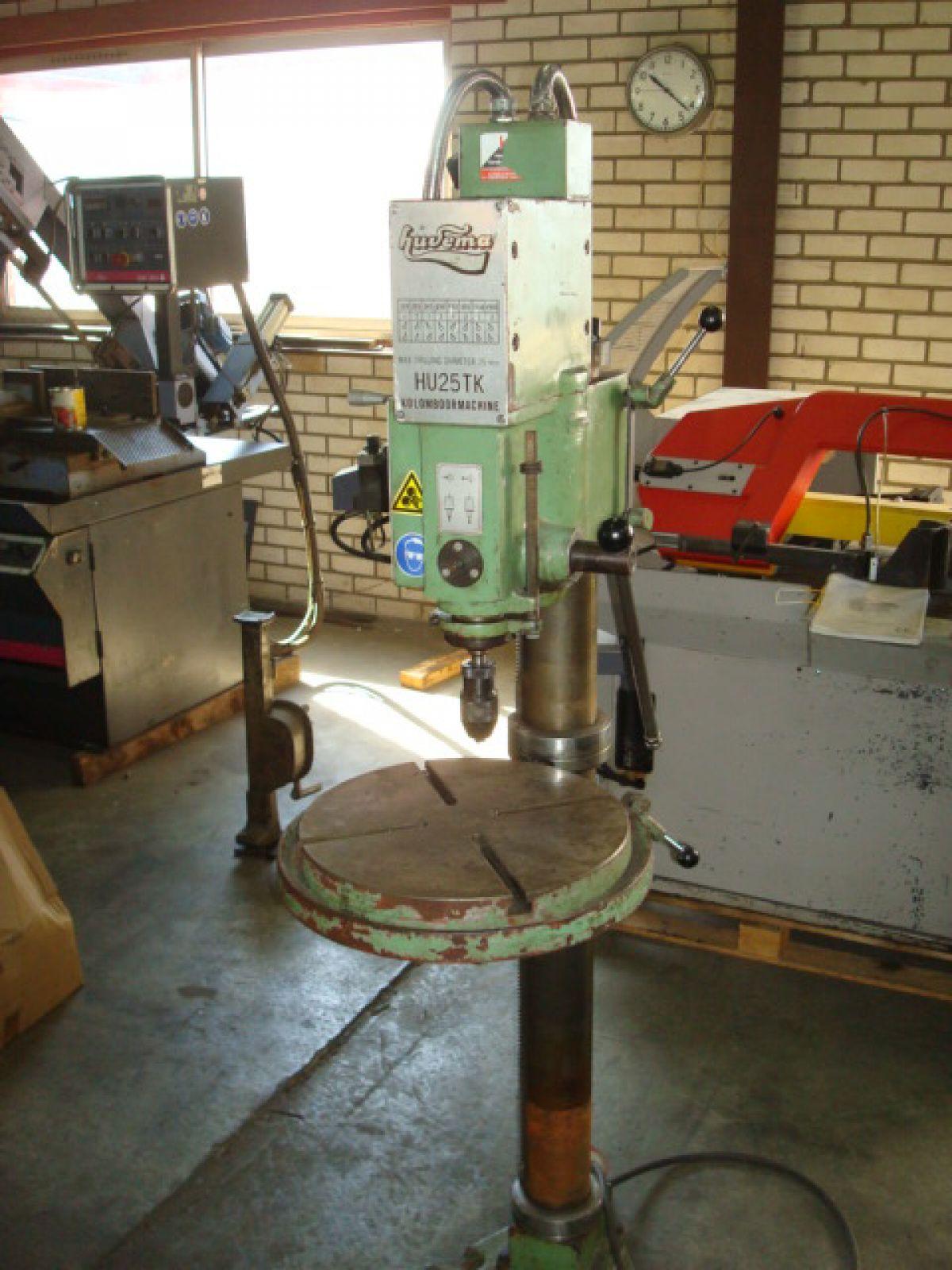 Huvema HU 25 TK - Drillingmachine