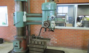 Radial drilling machine MAS VR-4 - Drillingmachine