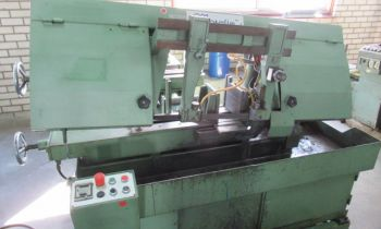 Metalin 320 - Sawing machine