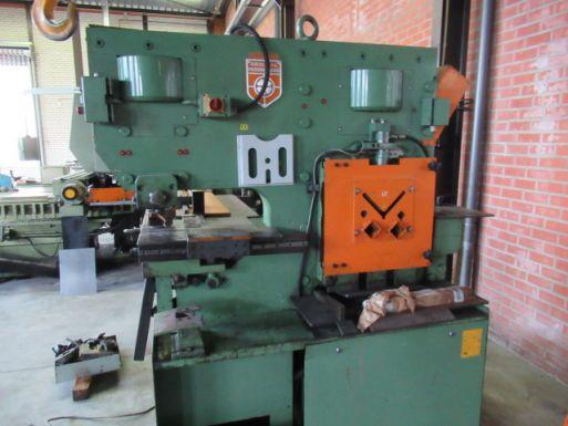 Ironworker Peddinghaus Peddimax 1002 - Punchingmachine
