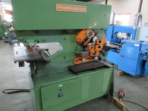Peddinghaus Peddimaster 60/100 H - Punchingmachine