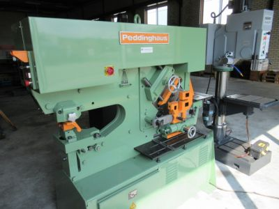 Peddinghaus Peddimaster 80-110 - Punchingmachine