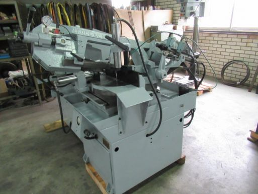 Pedrazzoli Brown NS-270 automatric bandsaw - Sawing machine