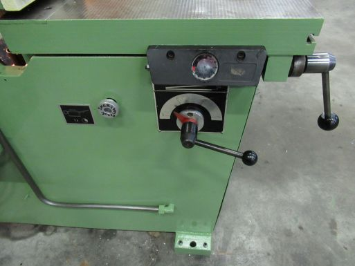 Safan VS 255/8 - Guillotine shear