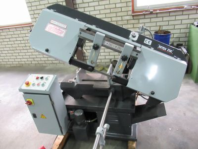 Sahinler BMSY 250 - Sawing machine