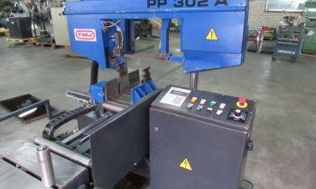 Automatic bandsaw machine TMJ PP 302-A - Sawing machine